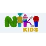 Niki Kids — україномовний канал для дітей від 0 до 5 років. В ефірі транслюються мультсеріали французьких студій Studio Hari і Xilam, канадської компанії Portfolio Entertainment, а також продукція американського мовника Cartoon Network. Весь контент телеканалу ретельно відібраний фахівцями з урахуванням побажань аудиторії. Канал розпочав роботу в 2017 році та покликаний всебічно розвивати дитину.