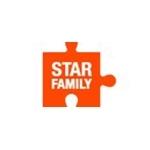 Star Family - сімейний канал для маленьких і дорослих телеглядачів. Телеканал пропону серіали, пізнавальні програми, документальні та художні фільми для різної аудиторії.