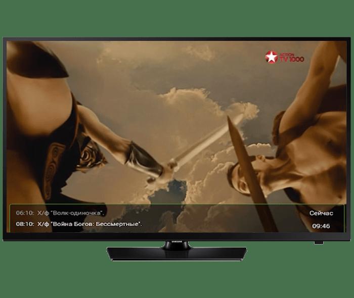 Обладнання для інтерактивного телебачення - telek
