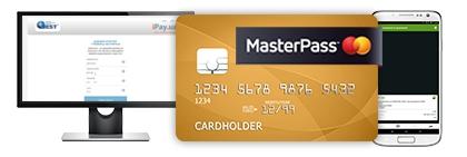 MasterPass* - безпечні платежі в 1 клік! - master pass news